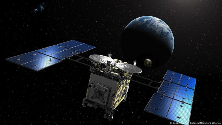 Hayabusa2: Japanese probe returns asteroid sample to Earth