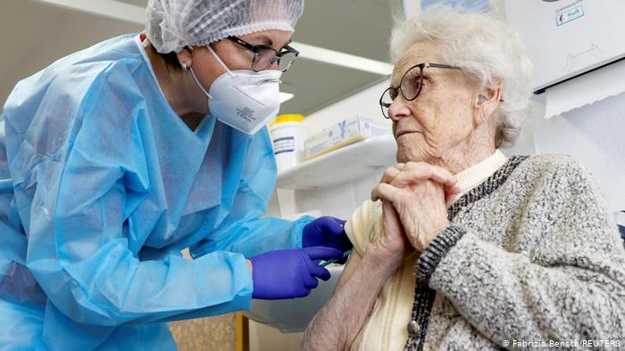 Europe kicks off COVID vaccination drive to end pandemic