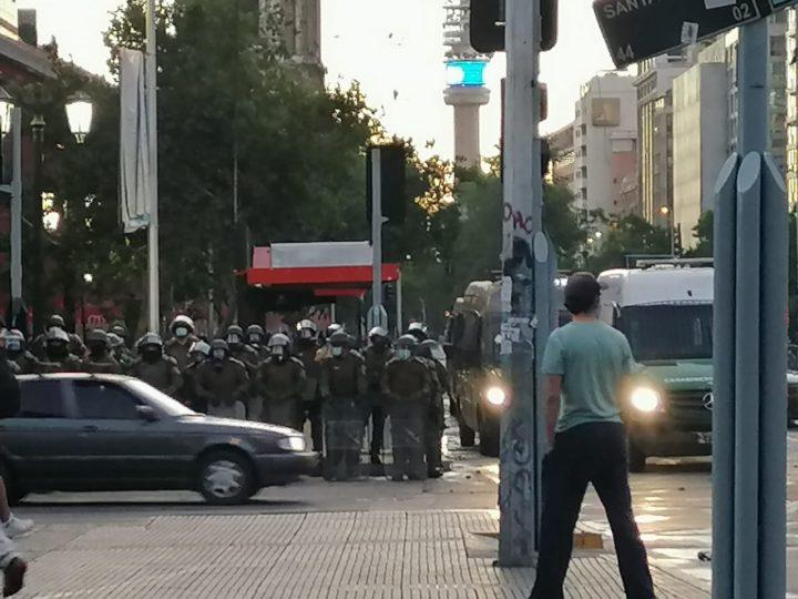 Chile: el Presidente se parapeta, no gobierna