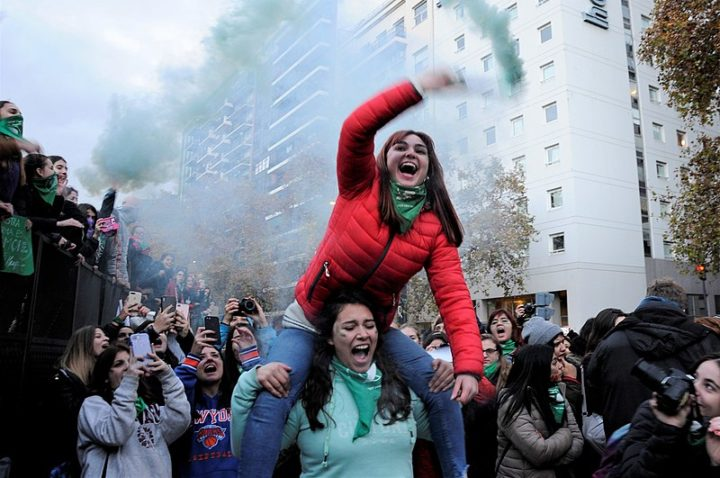 Around the World in 8 minutes: Argentina's Moment of Reckoning