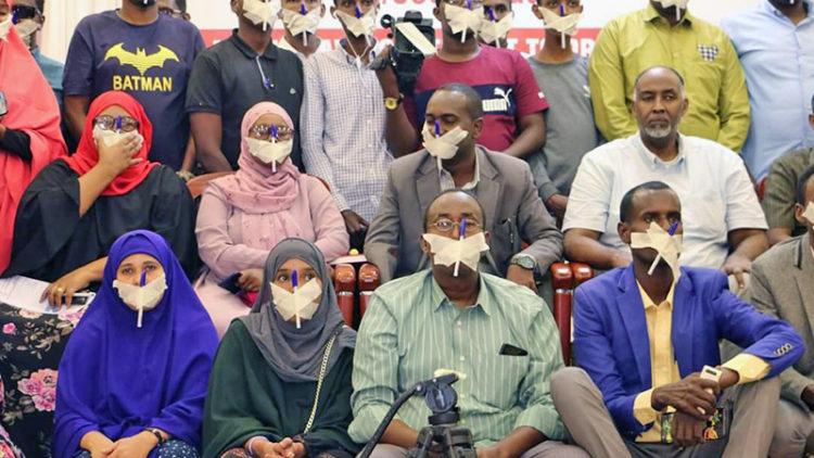 Somalia: periodistas rechazan unánimemente nueva ley de medios