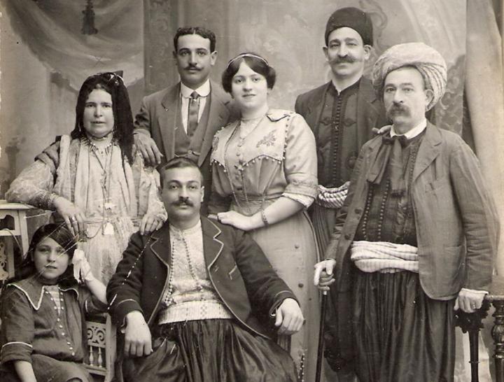 Ebrei algerini tra disincanto e nostalgia: esperienze di sradicamento ed eterni rimpianti