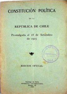 Os Intelectuais Chilenos favorecem a Unidade de Oposição no Processo Constituinte