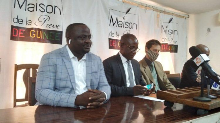Conakry -Conf de Presse