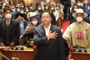 Arce will Gewalt in Senkata und Sacaba aufklären