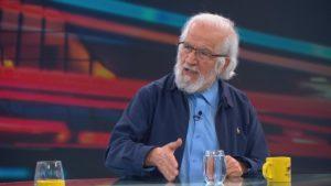 Gabriel Salazar: «Estamos en una bifurcación entre una tendencia institucional y una tendencia ciudadana»