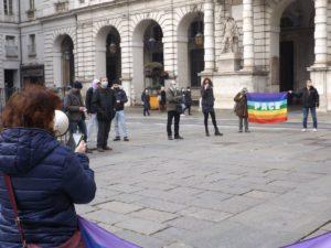 """Torino: mobilitiamoci per Giulio e Patrick, e diciamo """"Stop armi Egitto"""""""