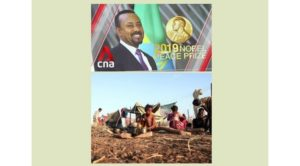Etiopia, l'ipocrisia di un Premio Nobel