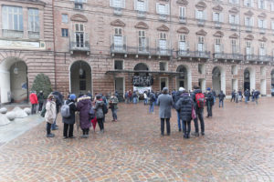 Torino, manifestazione antirazzista
