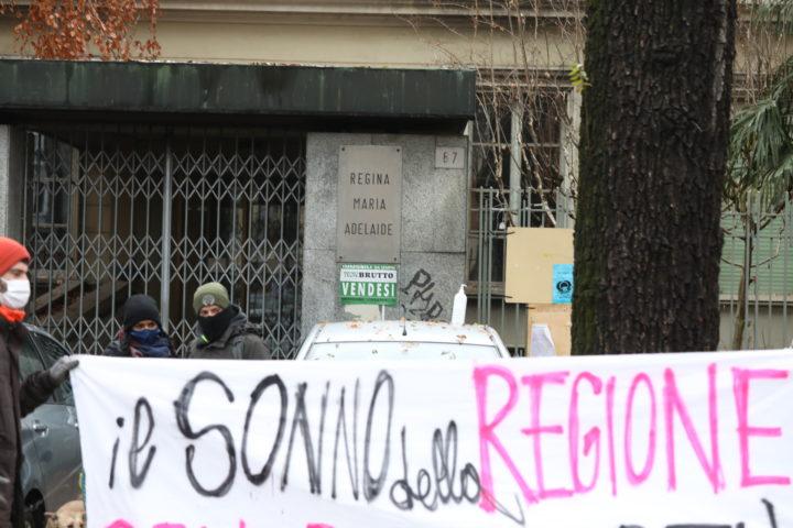 Torino: diritto alla salute o diritto allo studio?