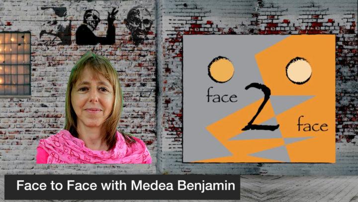 Face to Face with Medea Benjamin