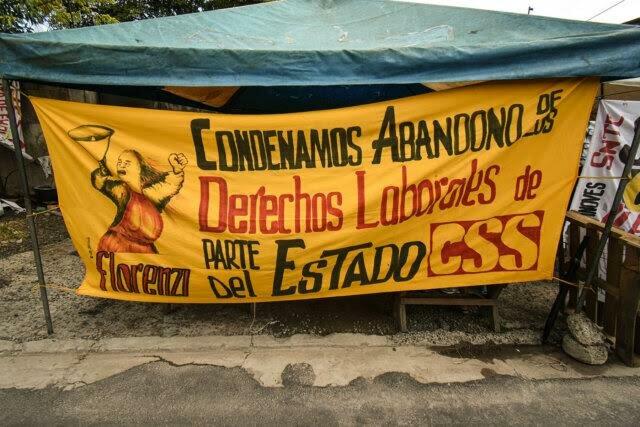 Ελ Σαλβαδόρ: μία κατάληψη βιοτεχνίας από τις πρώην εργάτριες της