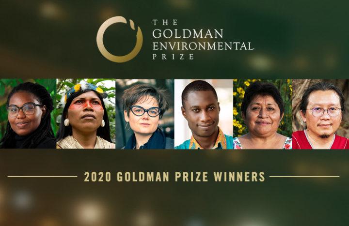 Έξι άτομα βραβεύτηκαν και φέτος για τη δράση τους για το περιβάλλον