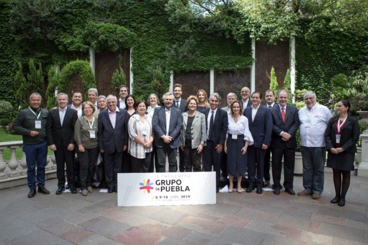 Comunicado del Grupo de Puebla sobre las elecciones en Venezuela