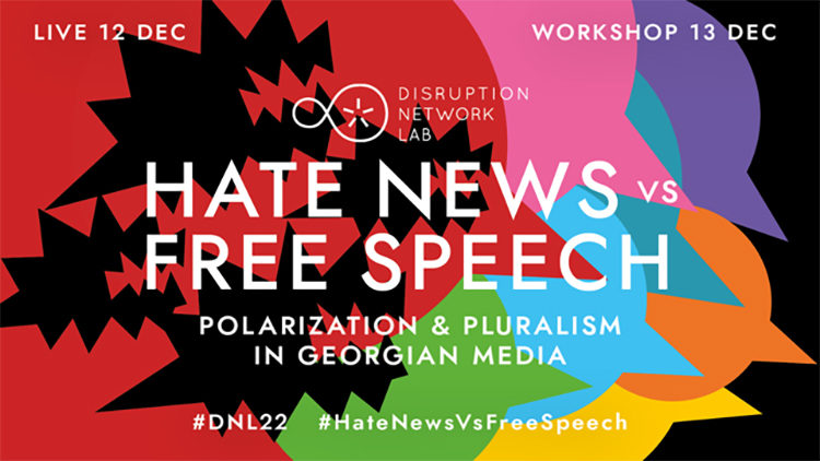 HATE NEWS vs. FREE SPEECH
