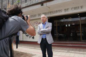 Amplio triunfo de Carlos Díaz Marchant y lista de continuidad en el Colegio de Profesores de Chile