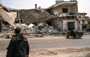 Siria, i figli della guerra