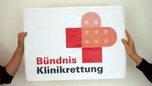 Neues Bündnis Klinikrettung.de fordert sofortigen Stopp der Schließungen von Krankenhäusern