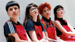 """Menschenrechtskommission ehrt """"Las Tesis"""""""