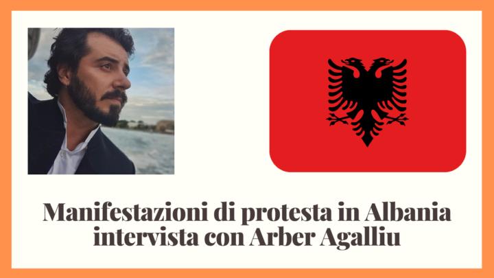 Albania | Manifestazioni di proteste | Intervista con Arber Agalliu