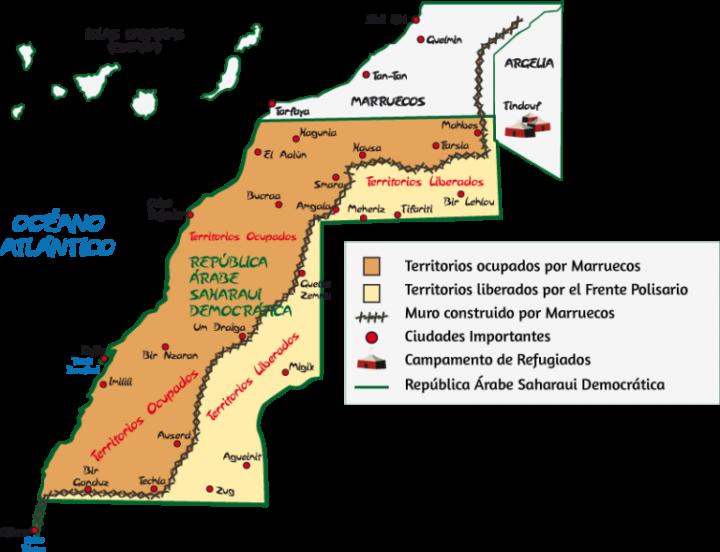 El derecho internacional y el reconocimiento de la soberanía marroquí sobre el Sahara Occidental por parte de Trump