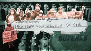 Le operaie della Florenzi e il filo della resistenza
