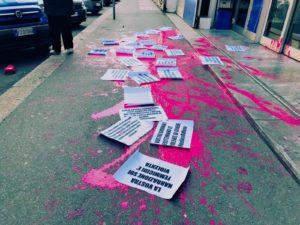 """Non una di meno Torino, 25 novembre: """"azioni contro la narrazione violenta dei media"""""""