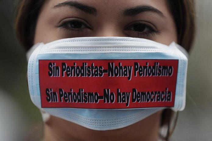 Gobierno de Colombia da la espalda a la libertad de prensa