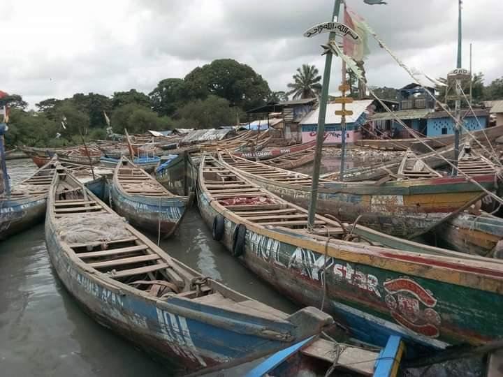 Pêche artisanale en Guinée : une situation dramatique pour les pêcheurs locaux !