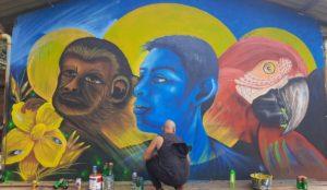 Colombie. Des rêves à partir de pinceaux : le festival du Caguán a donné vie à Miravalle dans le Caquetá