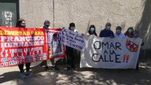 Chile: Tomás Hirsch visita a presos políticos de la revuelta de octubre de 2019 en Chile y compromete apoyo para su liberación