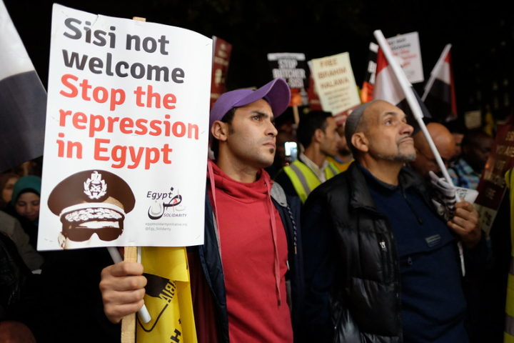 Egitto: drammatico aumento delle esecuzioni, prova di una profonda crisi dei diritti umani