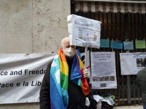 La società civile pacifista chiede la riconversione della RWM
