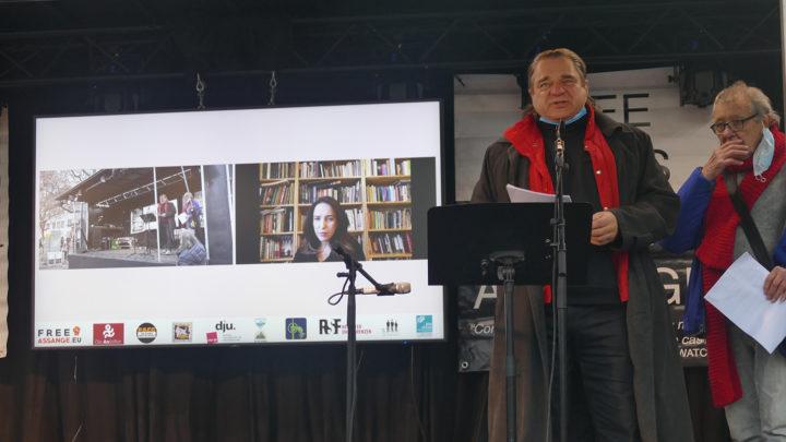 Stealla Moris mit Eberhard Kögel und Peter Grohmann