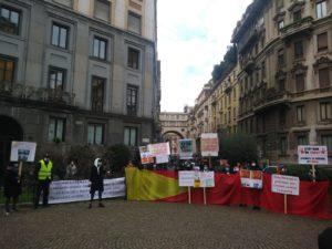 Milano, nuova manifestazione per fermare la guerra nel Tigray