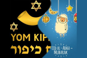 When will there be a peaceful Yom Kippur or Eid al-Adha for Palestinians and Israelis?