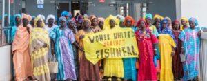 Greenpeace denuncia que el expolio de los recursos de África occidental aboca a muchas personas a migrar