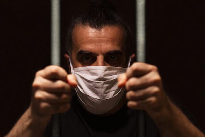 Covid-19: nel carcere di Bollate per informare sulla prevenzione e il contenimento del virus