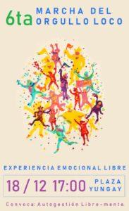 Chile: Marcha del orgullo loco