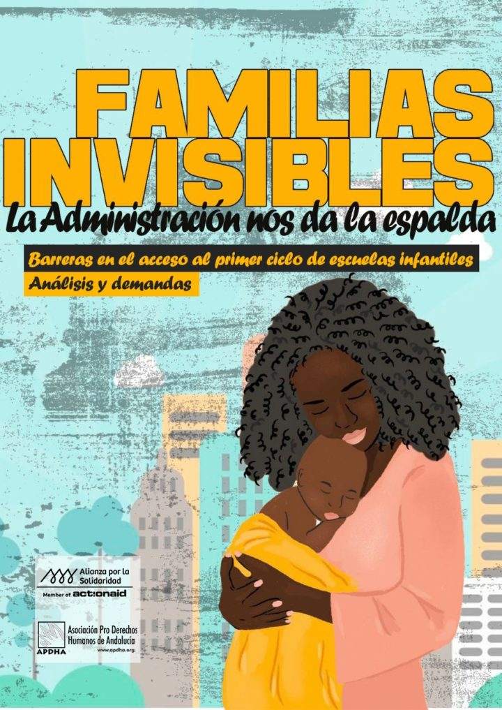Más de 40 organizaciones denuncian racismo institucional en el acceso a las escuelas infantiles de Andalucía