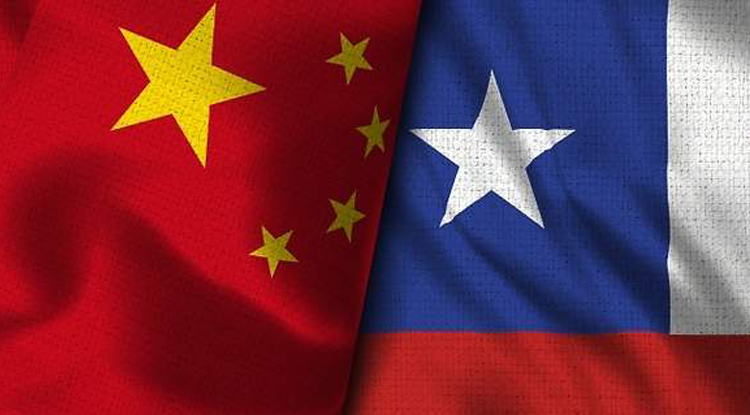 Chile-China: Pressenza auf einer Veranstaltung zum fünfzigjährigen Bestehen der diplomatischen Beziehungen