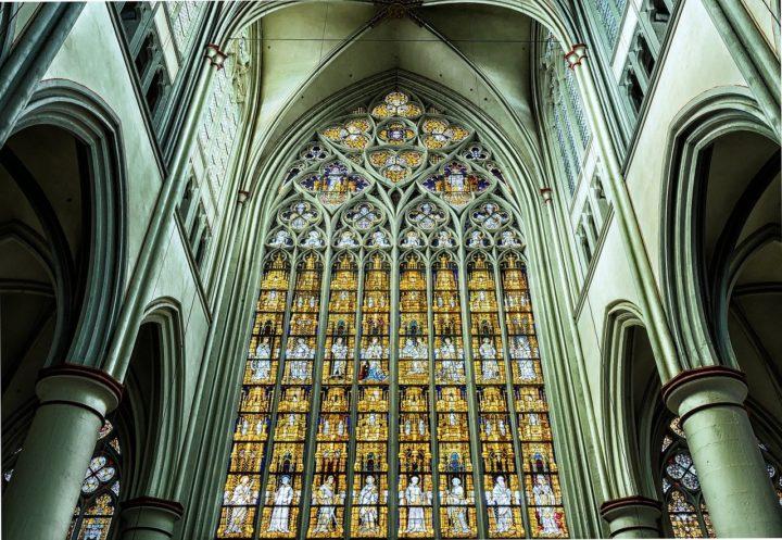 Kassiert die Kirche ewig?