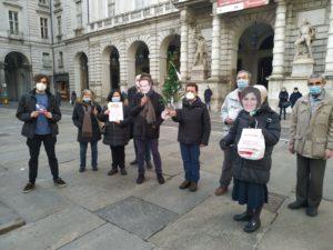 Il Dono di Natale a Chiara Appendino: considerazioni post incontro