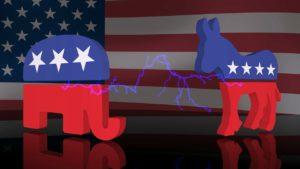 Estados Unidos hoy, cabeza a cabeza
