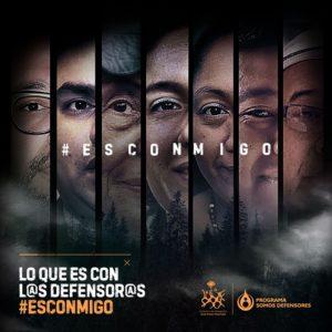 Colombia. La campagna #Esconmigo scommette sulla vita e i diritti umani