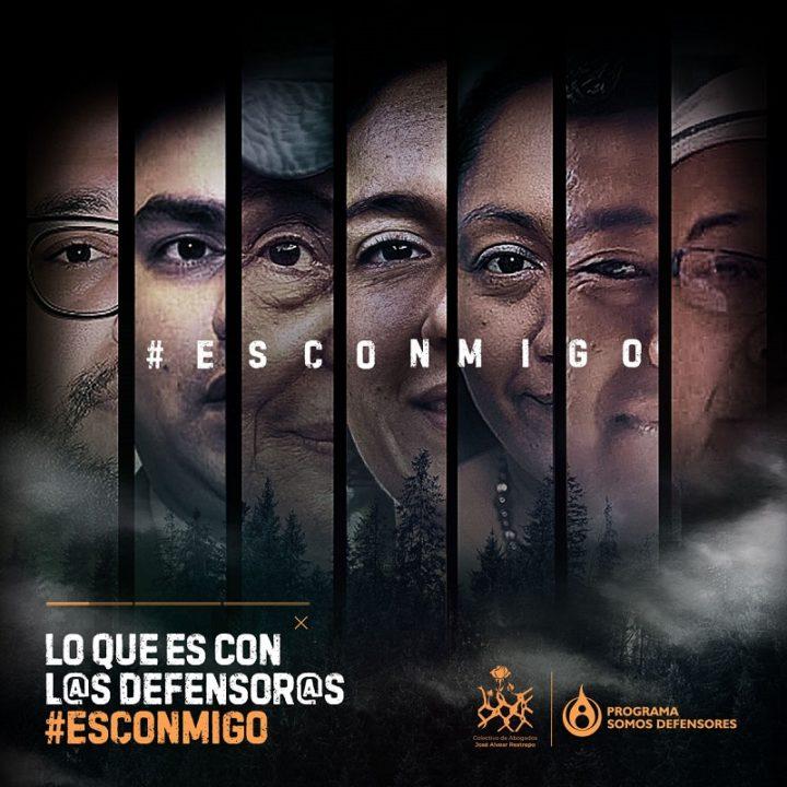 #EsConmigo, apuesta por la vida y los derechos humanos en Colombia