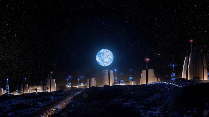 Así estaremos en la Luna: revelan qué aspecto tendrá el primer asentamiento humano en nuestro satélite