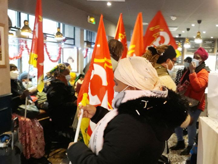 Le combat des femmes de chambre de l'hôtel Ibis Batignolles