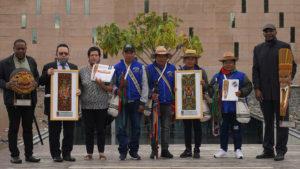 Colombia: Líderes y organizaciones sociales, premiados por su defensa de los derechos humanos