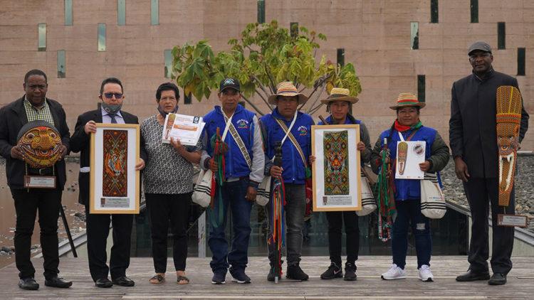 Líderes y organizaciones sociales, premiados por su defensa de los derechos humanos